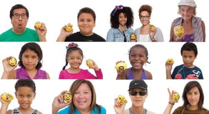 Draw Your Portrait on a Lemon, Get Lemonade