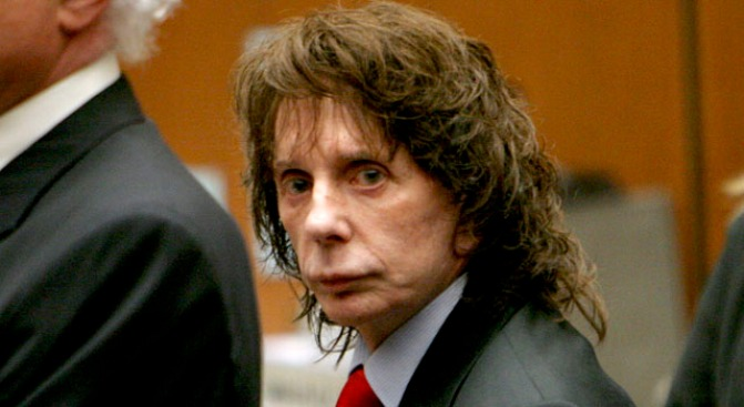 Phil Spector Convicted of Second-Degree Murder