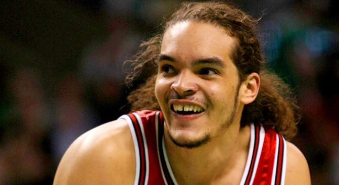 Joakim Noah, Topless GF, Party In St. Bart's