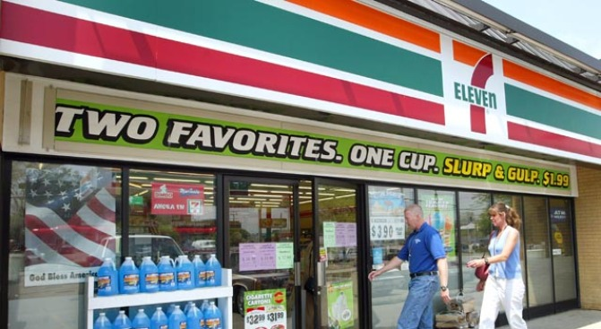 7-Eleven and its Manifest Destiny