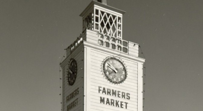Happy 75th Birthday, Farmers Market!
