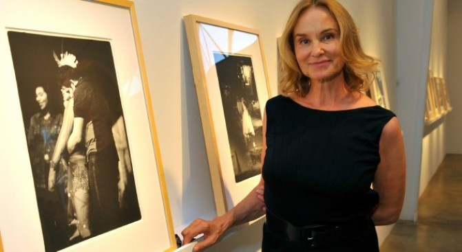 Jessica Lange's Behind the Lens