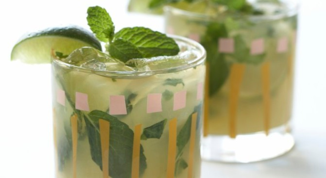Special Mojito Dinner, Please Cool Us and Refresh Us