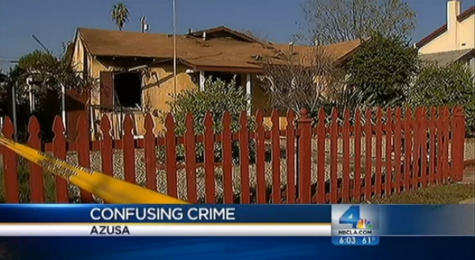 Man Found in Azusa House Fire Identified