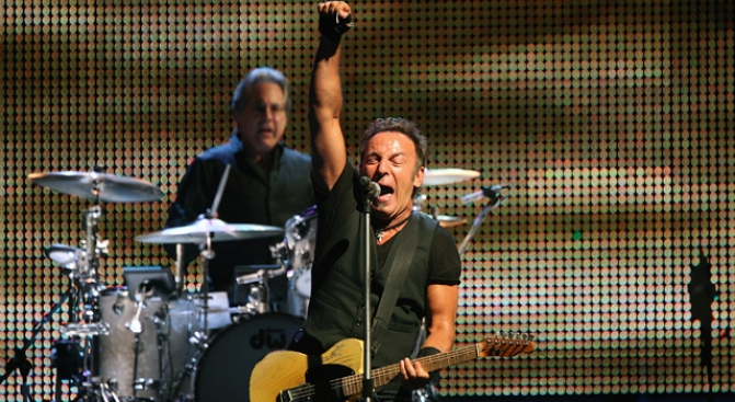 Bruce Springsteen Announces New Album, 2012 World Tour