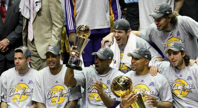 Lakers Will Get Their Parade