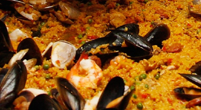 Weekend: LA Paella Festival