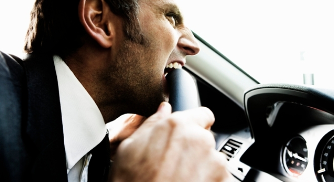 Calif. Road Rage Capital a Surprise