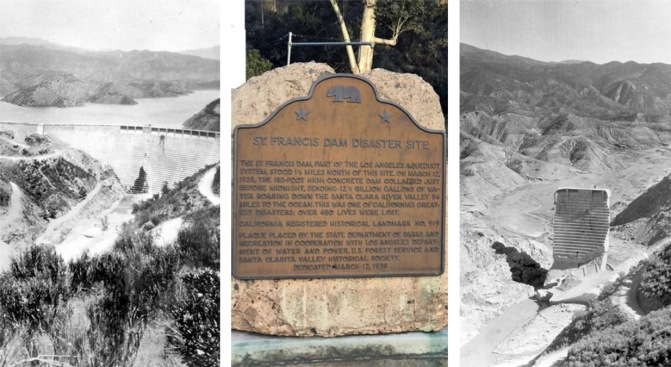 [la gallery] Photos: A Look Back at the 1928 St. Francis Dam Disaster