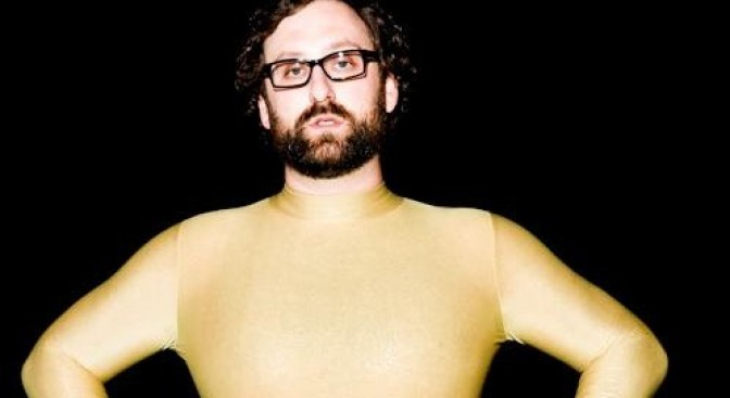 Eric Wareheim Wants to Surprise You
