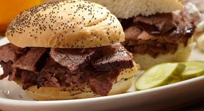 Tam O'Shanter Deal: National Brisket Day