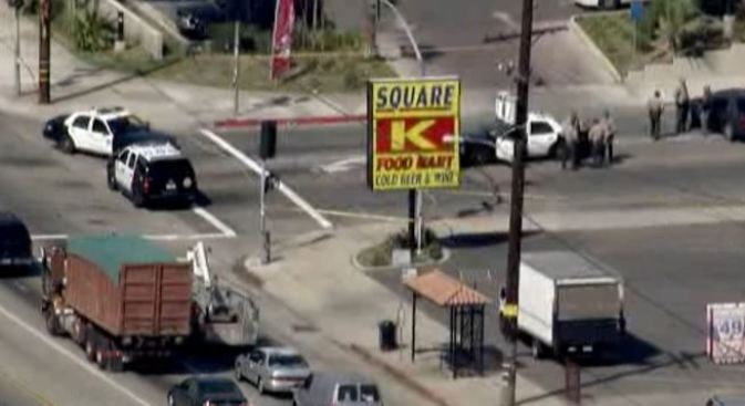 One Killed in South LA Shooting
