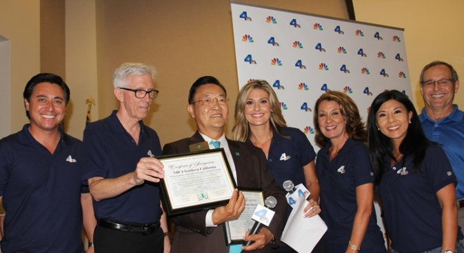 NBC4 Holds Successful Drought Community Event in Irvine