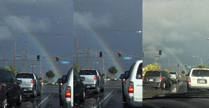 [LA GALLERY] Storm Brings Rain, Snowvember in Southern California Mountains