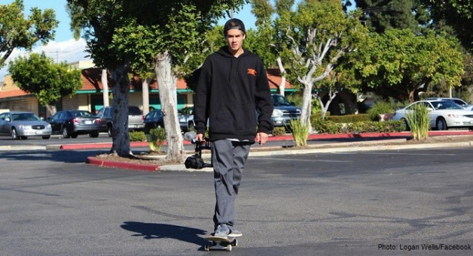 Students Across Orange County Remember Teen Skater Struck and Killed by Car
