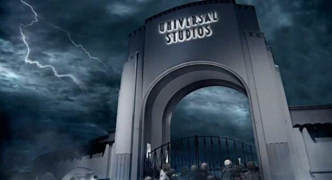 Weekend: Halloween Arrives at Universal Studios