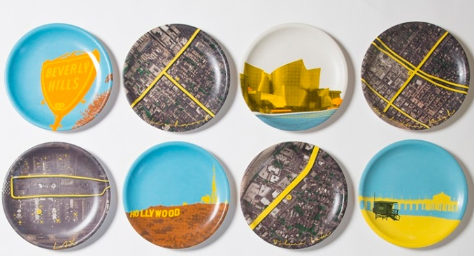 New Plates Spotlight LA Neighborhoods