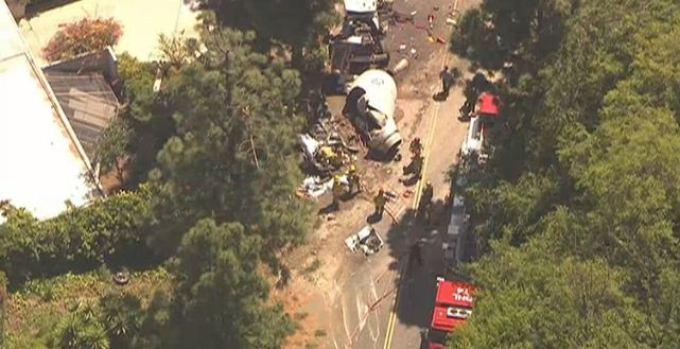 Fatal Beverly Hills Crashes
