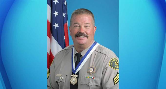Family, Colleagues Honor Sheriff's Sergeant Killed in the Line of Duty