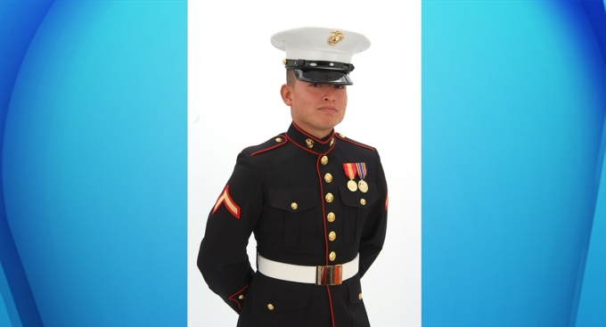 Marine Struck, Killed While Helping Driver in Freeway Rollover Crash