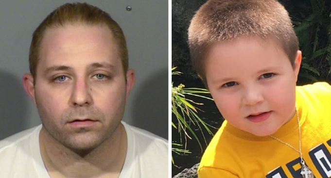 Father gets 25 years for murdering son after Disneyland trip