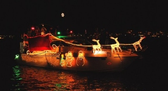 Weekend: Marina del Rey's 50th Boat Parade
