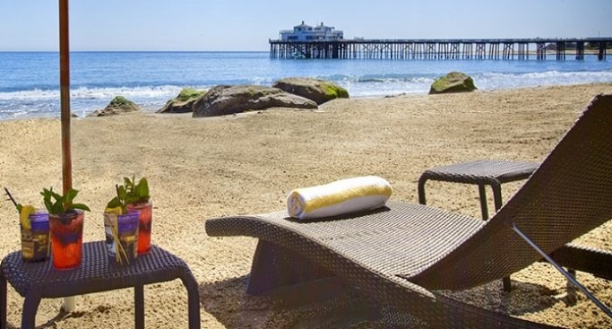 Billionaire's Beach Staycation: Malibu Beach Inn