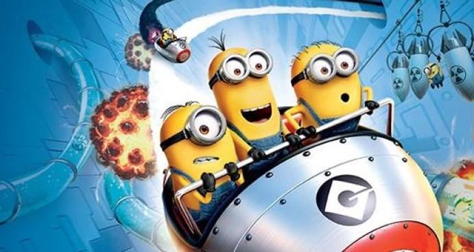 Universal Studios: Despicable Me Ride's Big Debut