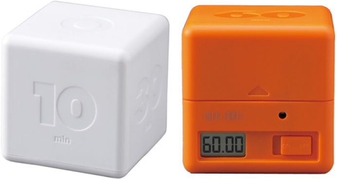 Cube Kitchen Timer