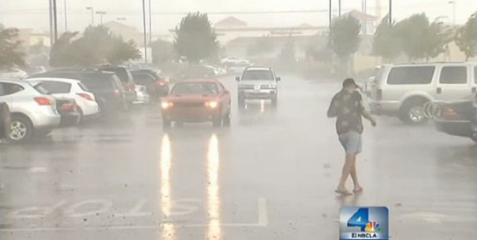 [LA] Wild Weather Sweeps Through Inland Empire
