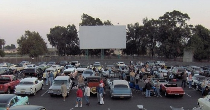 Next Exit: Drive-In Season
