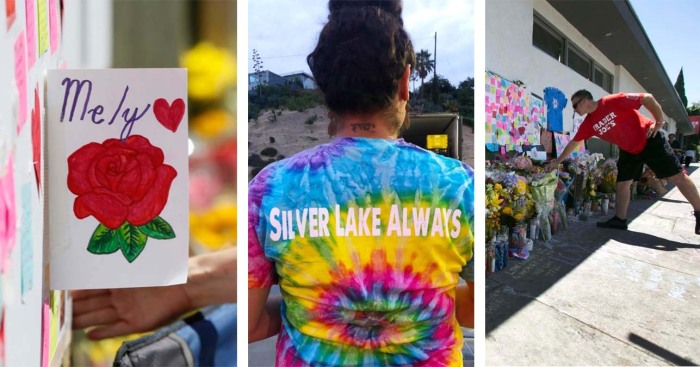 [LA GALLERY] Photos: Co-Workers, Customers Mourn Trader Joe's Employee Killed in Shootout