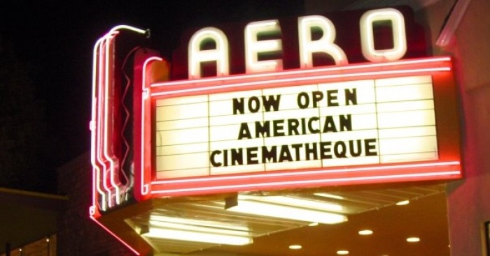 The Aero Asks: Who's LA's Biggest Movie Fan?