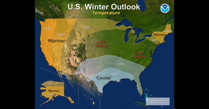 "California Drought Might ""Persist or Intensify"" During Warm Winter: NOAA"