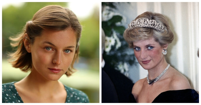 'The Crown' Finds Its Princess Diana in Newcomer Emma Corrin
