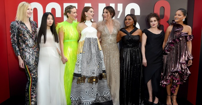 Female Fronted 'Ocean's 8' Tops Box Office, Franchise