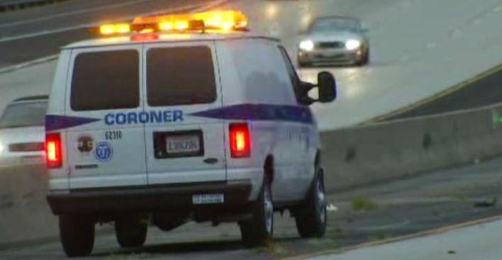 Man Fatally Struck on 210 Freeway