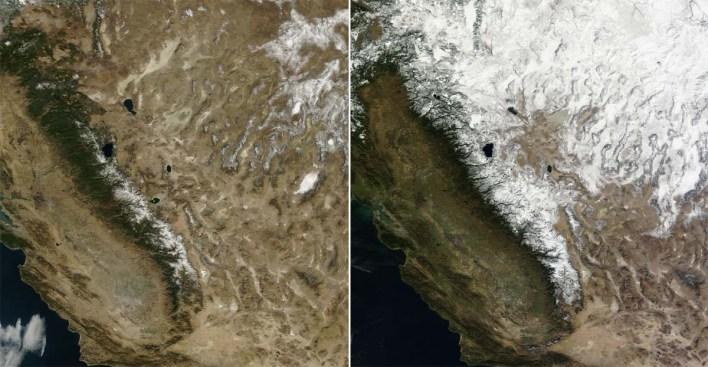 Final Measurement of Season Shows CA Snowpack at 18 Percent of Average