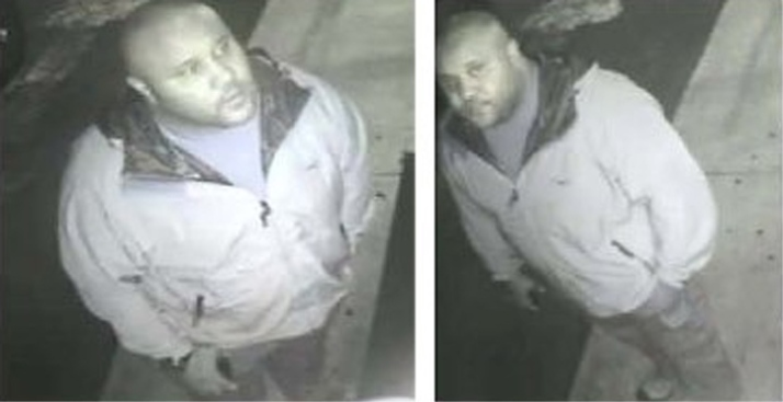 Most Recent Photos of Christopher Dorner Released by Irvine Police