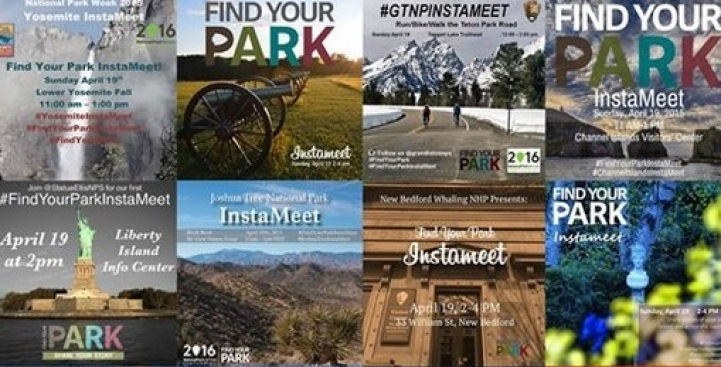 #Instameet: National Park Fans to Meet Up