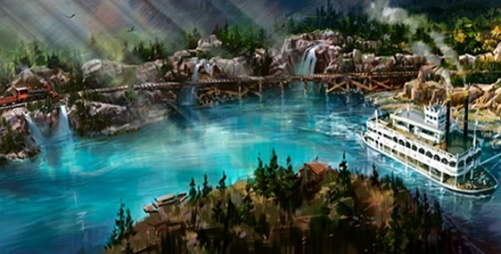 Sneak Peek: Disneyland's New Rivers of America
