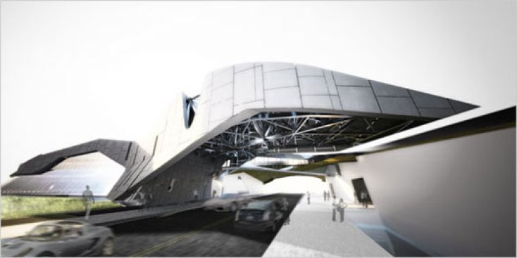 LA Architects Making the World Better: Thom Mayne Goes to China