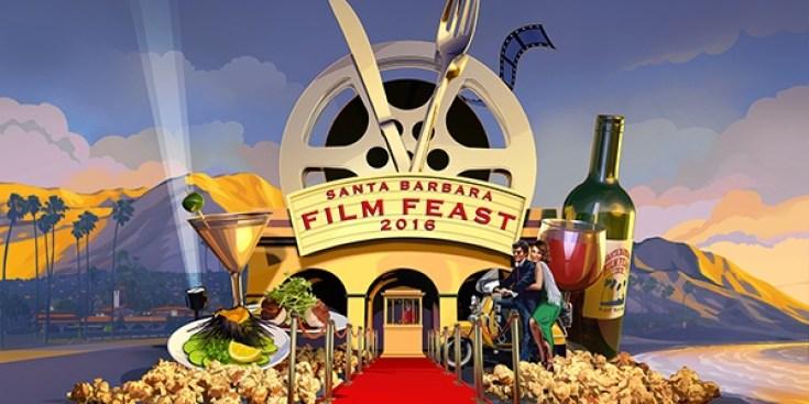 Santa Barbara Savory: Film Feast