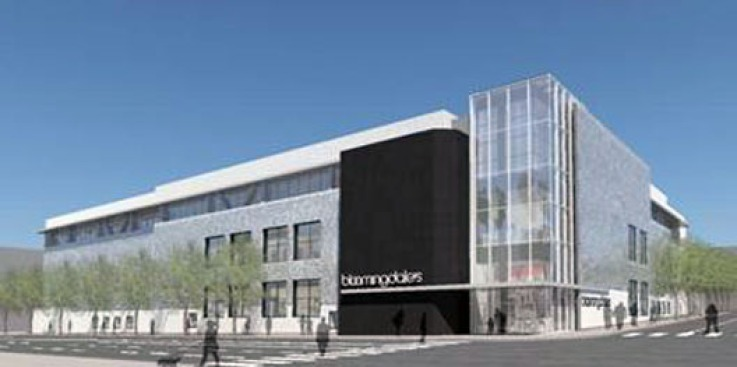 Santa Monica Place's Bloomingdale's: Iconic Enough?