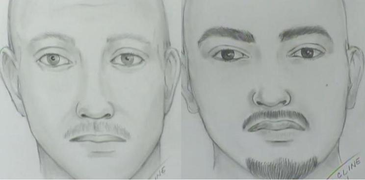 Sketch Released of Brawl Suspects