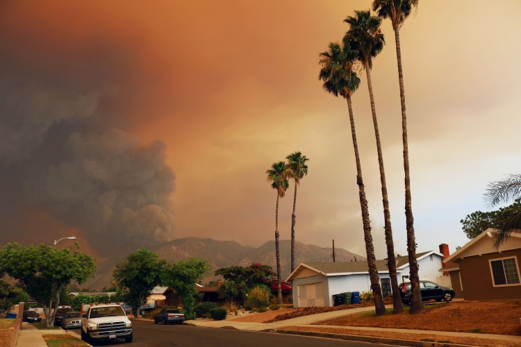 Homeowners Could Be Reimbursed for Sand Fire Evacuations