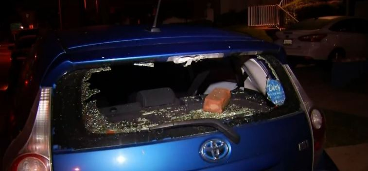 Windows Smashed, Cars Damaged Near MLK Day Celebration