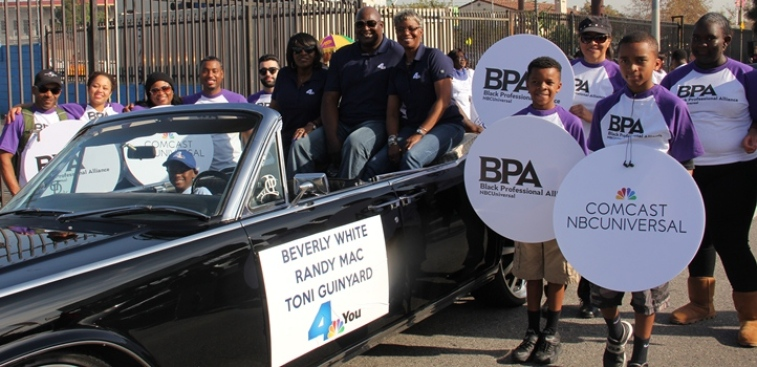 NBC4 Participates in Annual MLK Parade
