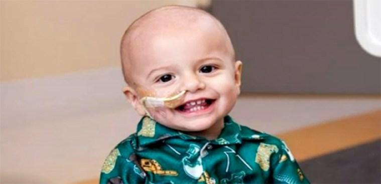 Baby Boy Faces Tough Odds in Finding Bone Marrow Donor