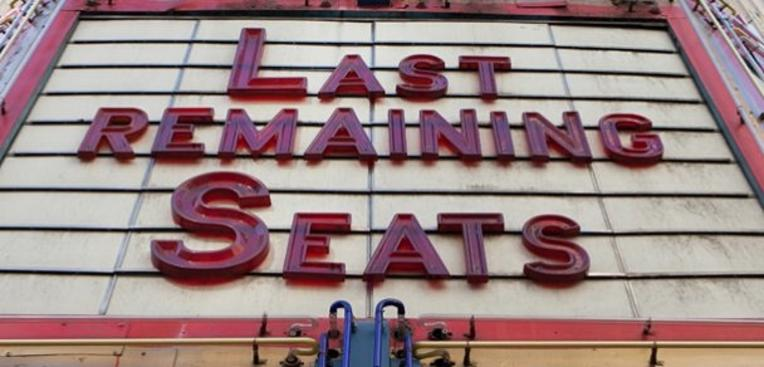On Sale: Last Remaining Seats Tickets